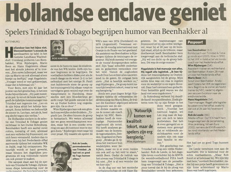 humor nederlands elftal